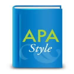Write an Annotated Bibliography - APA Style - UMUC Library
